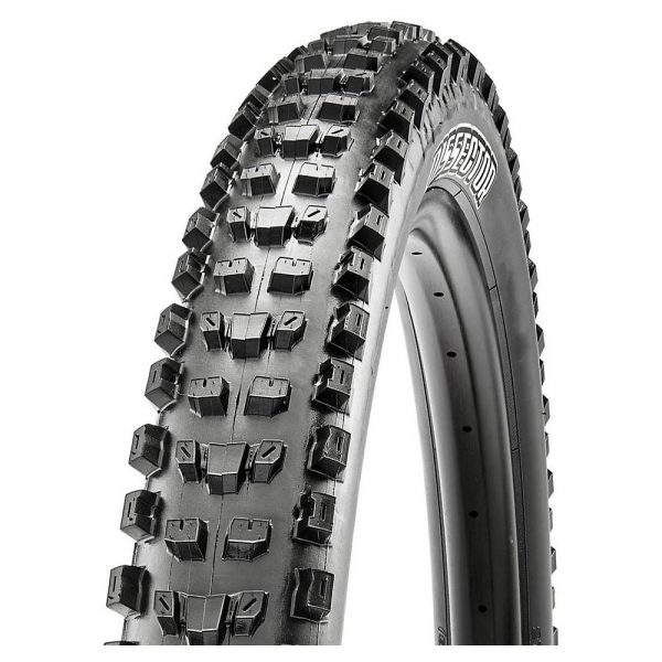 Maxxis Dissector MTB Tyre - 3CT - EXO - TR - WT - Folding Bead - Black, Black