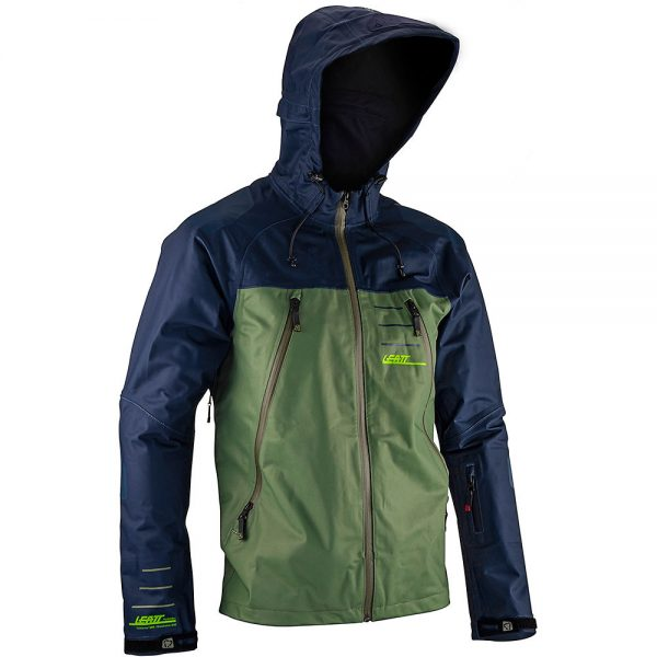 Leatt MTB 5.0 Jacket 2021 - L - Cactus, Cactus