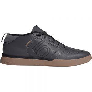 Five Ten Sleuth DLX Mid MTB Shoes (2019) - UK 11 - Black-Gum, Black-Gum