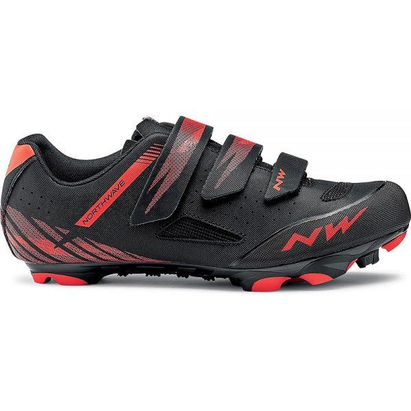 Northwave Origin MTB Shoes 2019 - EU 42 - BLACK-RED, BLACK-RED