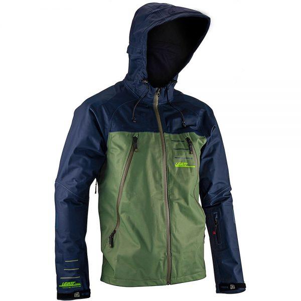 Leatt MTB 5.0 Jacket 2021 - XL - Cactus, Cactus