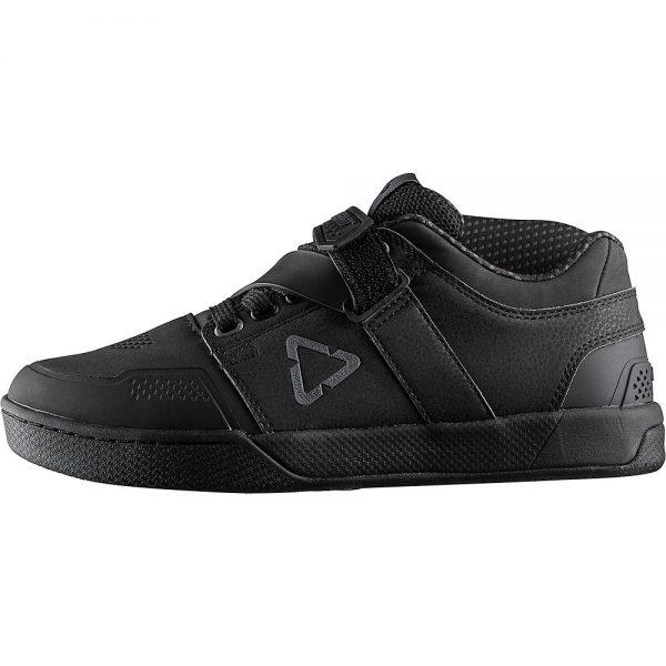 Leatt DBX 4.0 Clipless Shoes - UK 6.5 - Black, Black