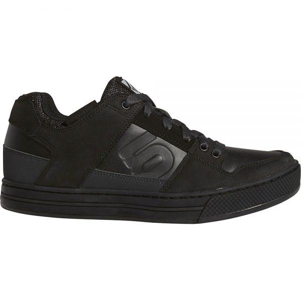 Five Ten Freerider DLX MTB Shoes - UK 10 - Black-Carbon-Grey, Black-Carbon-Grey