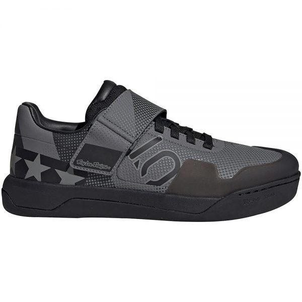 Five Ten Hellcat Pro TLD MTB Shoes (2019) - UK 8 - Grey Four F17-Core Black-Grey Three F17, Grey Four F17-Core Black-Grey Three F17