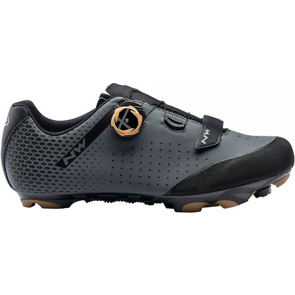 Northwave Origin Plus 2 MTB Shoes - EU 43 - Anthracite-Honey, Anthracite-Honey