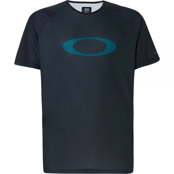 Oakley MTB Short Sleeve Tech Tee - XL - Dull Onyx, Dull Onyx