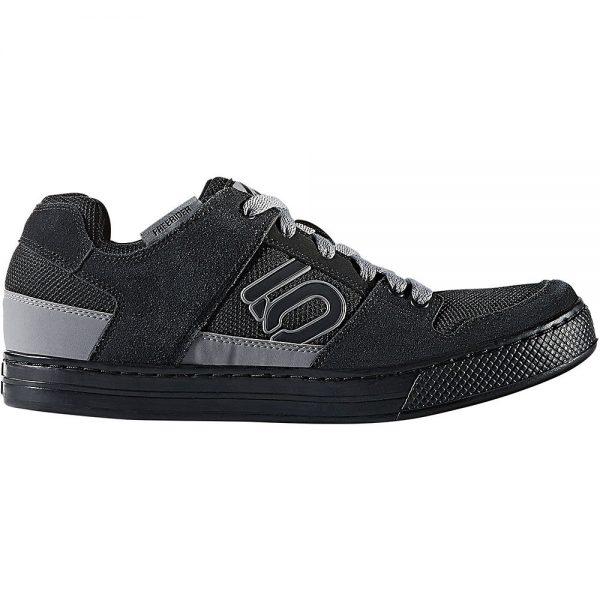 Five Ten Freerider MTB Shoes - UK 12 - Black-Grey, Black-Grey