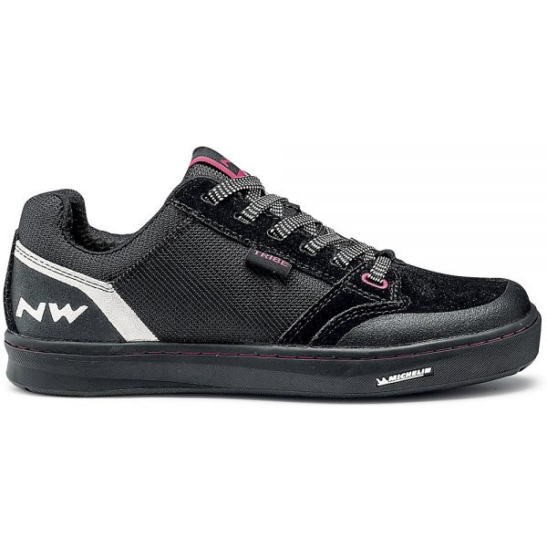 Northwave Woman's Tribe MTB Shoes 2020 - EU 36.5 - Black-Fuschia, Black-Fuschia