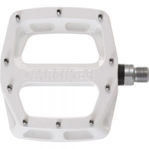 DMR V12 Flat MTB Pedals - Pure White, Pure White