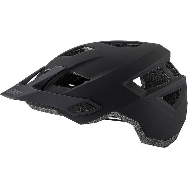 Leatt MTB 1.0 Helmet Mtn 2021 - S - Black, Black