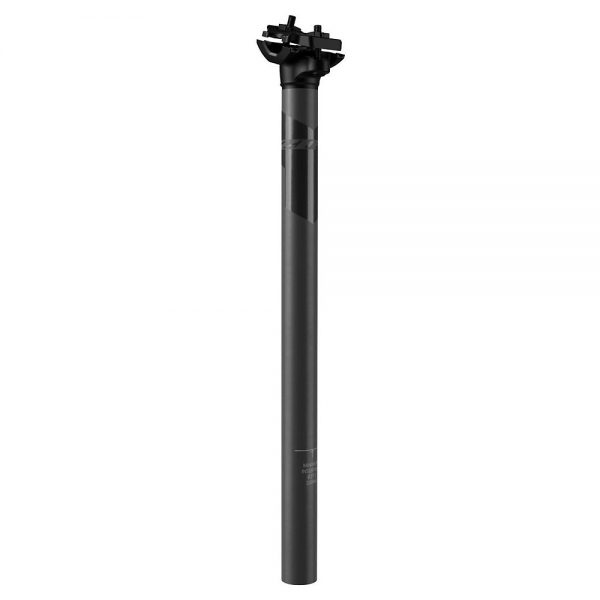 Zipp Service Course SL In-Line Seatpost - Black - Black Decals - 31.6mm, Black - Black Decals