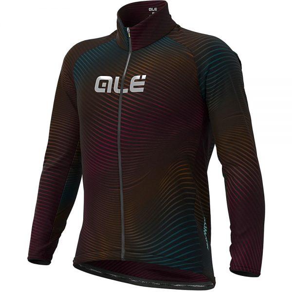 Alé Klimatik Guscio Rings Jacket - XL - Black-Multi, Black-Multi