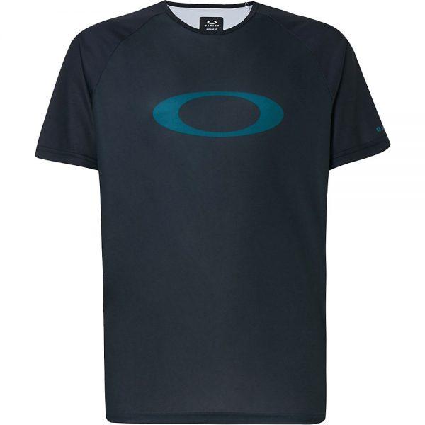 Oakley MTB Short Sleeve Tech Tee - XS - Dull Onyx, Dull Onyx
