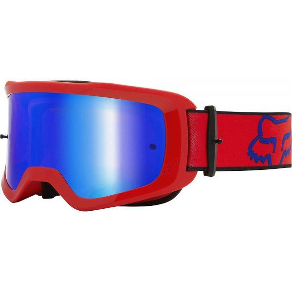 Fox Racing Main Oktiv Spark MTB Goggle (Mirror) - Fluorescent Red, Fluorescent Red