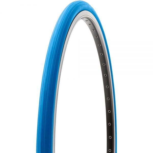 "Tacx Trainer Tyre 1.25 Folding Bead - 26 - Blue - 26"", Blue"