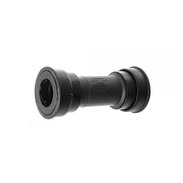 Shimano BB94 MTB Press Fit Bottom Bracket - 89.5/92mm - BB94 PF41 - 24mm Spindle - Black, Black