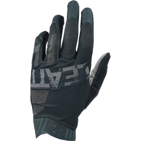 Leatt MTB 1.0 Gloves 2021 - S - Black, Black