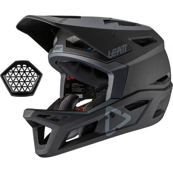 Leatt MTB 4.0 Helmet 2021 - S - Black, Black