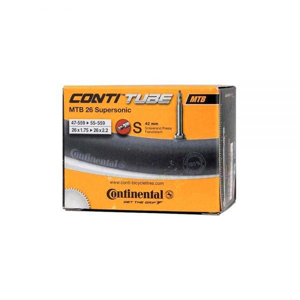 Continental MTB 26 Supersonic Tube - 42mm Valve