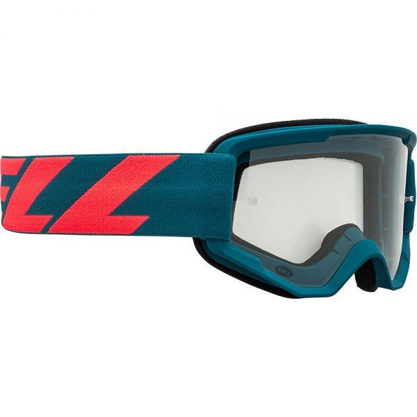 Bell Descender MTB Outbreak Goggles 2020 - Blue-Infared 20, Blue-Infared 20