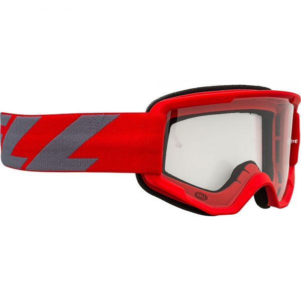 Bell Descender MTB Outbreak Goggles 2020 - Red-Grey 20, Red-Grey 20