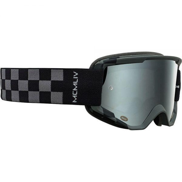 Bell Descender MTB Podium Goggles 2020 - Grey-Black 20, Grey-Black 20