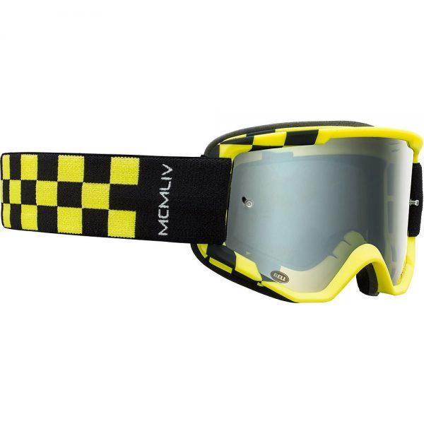 Bell Descender MTB Podium Goggles 2020 - Yellow-Black 20, Yellow-Black 20