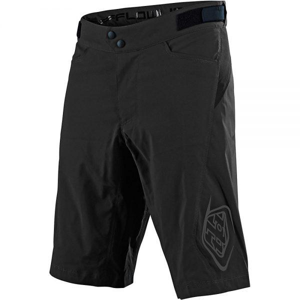 Troy Lee Designs Flowline Short Shell - 38 - Black, Black
