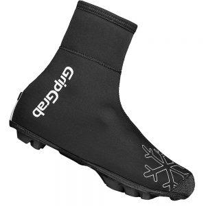 GripGrab Arctic X Waterproof MTB-CX Overshoes - XL - Black, Black