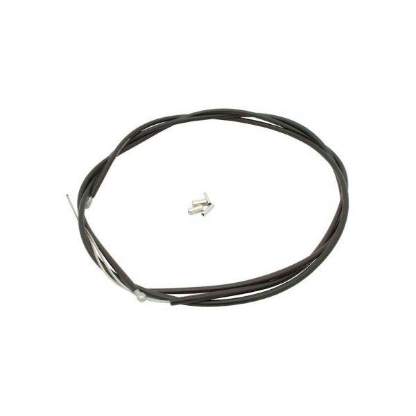Shimano Road-MTB Brake Cable Set - Black, Black