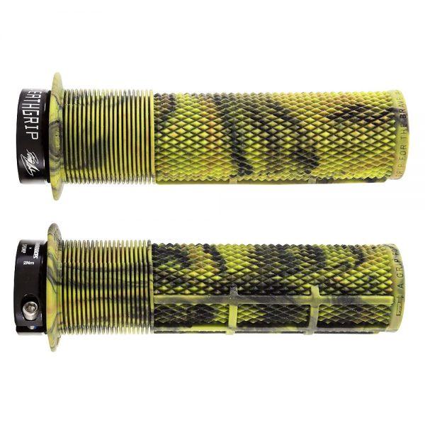 DMR Brendog Death Grip MTB Grips - 135mm - Camo, Camo
