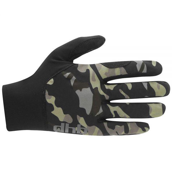 dhb Trail Equinox MTB Glove - S - Camo, Camo