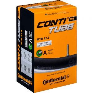 Continental Quality 650B Mountain Bike Inner Tube - 42mm Valve