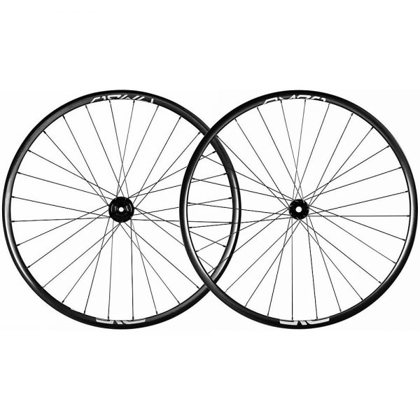 ENVE Foundation AM30 CL MTB Wheelset - Black - Shimano Micro Spline, Black
