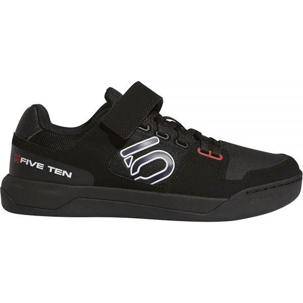 Five Ten Hellcat MTB Shoes - UK 8 - Black-White-Red, Black-White-Red