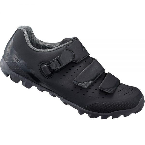 Shimano Women's ME3W (ME301W) MTB Shoes 2019 - EU 42 - Black, Black