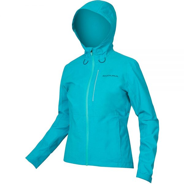 Endura Women's Hummvee Waterproof MTB Jacket 2020 - S - Pacific Blue, Pacific Blue