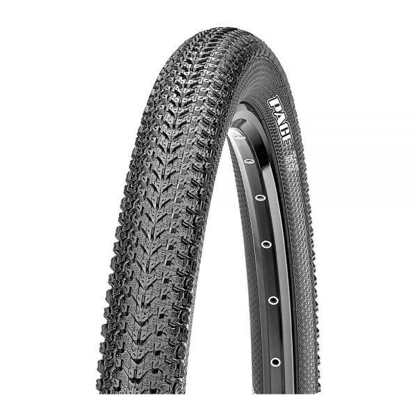 Maxxis Pace MTB Tyre - EXO - TR - Folding Bead - Black, Black