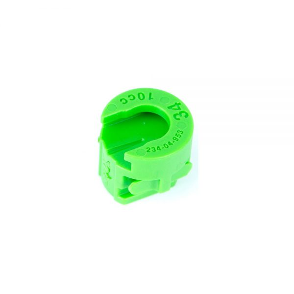 Fox Suspension 34 Float Volume Spacer - 10cc - Green, Green