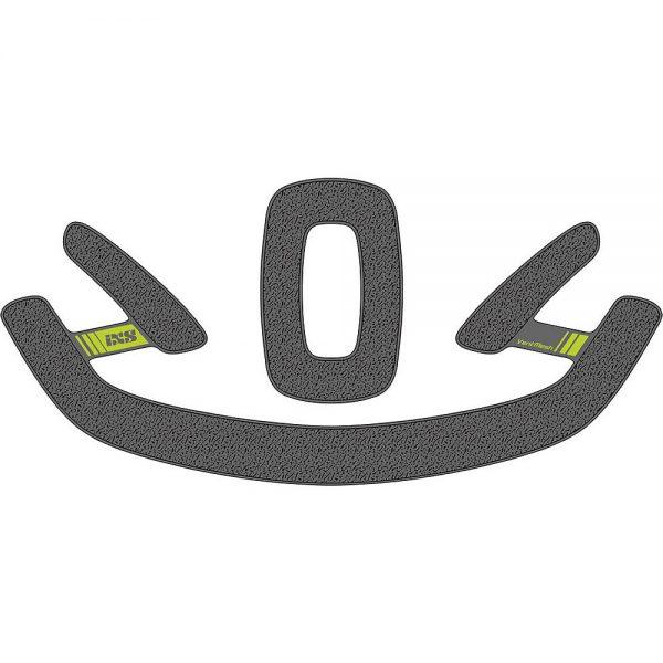 IXS Trigger AM Helmet Pad Kit 2020 - One Size - Black, Black
