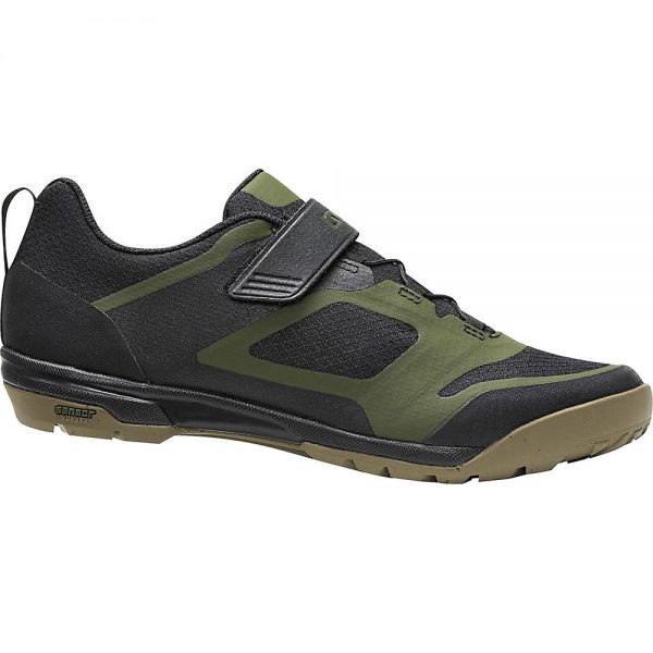 Giro Ventana Fastlace Off Road Shoes 2020 - EU 48 - Black-Olive, Black-Olive