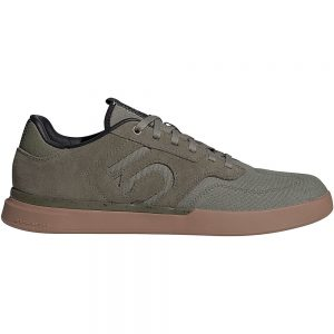 Five Ten Sleuth MTB Shoes - UK 10 - GREEN-GUM, GREEN-GUM