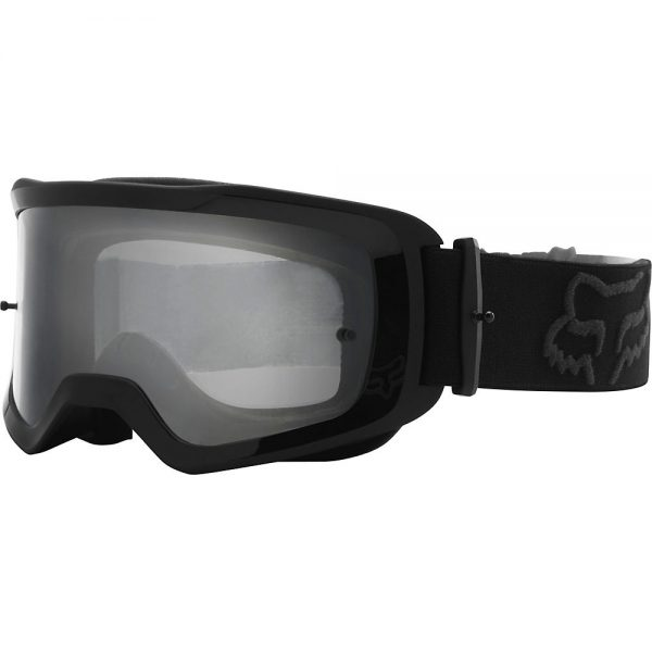 Fox Racing Youth Main Stray MTB Goggles - Black, Black