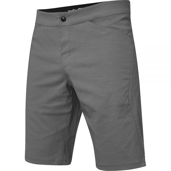 Fox Racing Ranger Lite Shorts - 36 - Pewter, Pewter