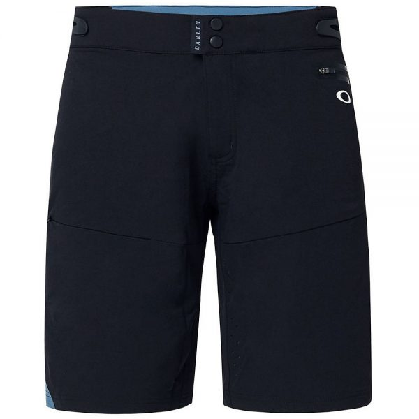 Oakley MTB Trail Shorts - S - Real Teal, Real Teal