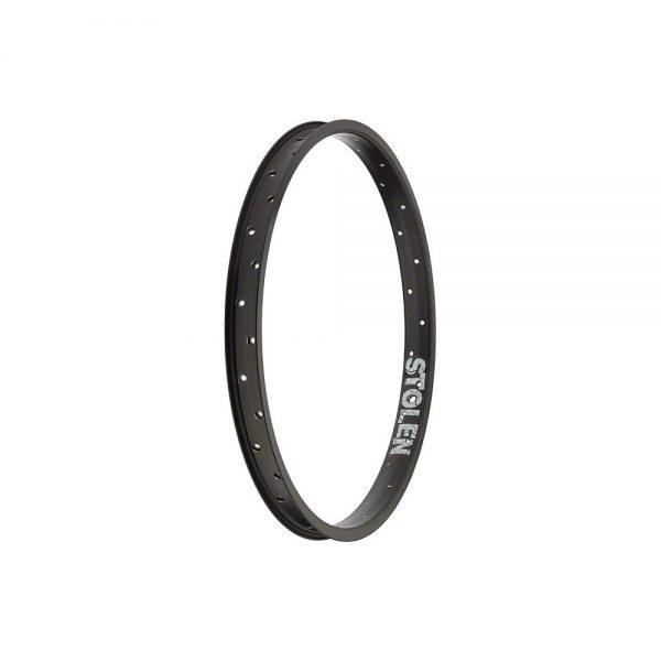 Stolen Rampage BMX Rim - 36H - Black, Black