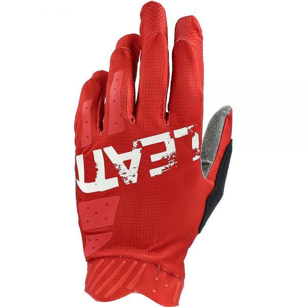 Leatt MTB 1.0 Gloves 2021 - S - Chilli, Chilli