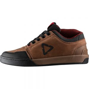 Leatt DBX 3.0 Flat Pedal Shoes(Aaron Chase Ed) 2020 - UK 8.5 - Brown, Brown