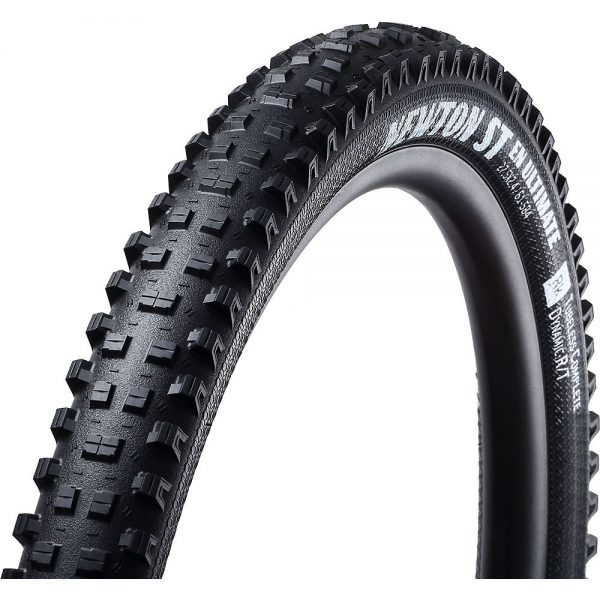 Goodyear Newton ST EN Ultimate Tubeless MTB Tyre - Folding Bead - Black, Black