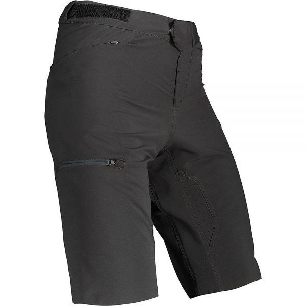 Leatt MTB 1.0 Shorts 2021 - L - Black, Black